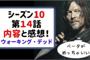 ウォーキング デッド 10 15 話